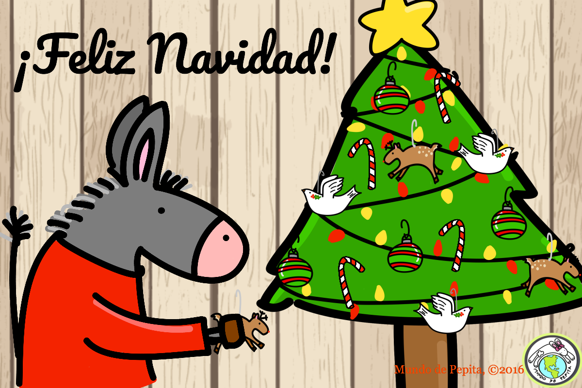 Spread Holiday Cheer With Our Free Downloadable Spanish E