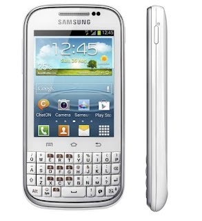 Samsung Galaxy, Spesifikasi Samsung Galaxy Chat, Harga Samsung Galaxy Chat, Review Samsung Galaxy Chat, Fitur Samsung Galaxy Chat, Samsung Galaxy Chat Terbaru