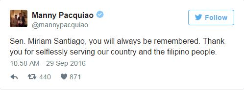 Netizens Mourn For The 'Best President We Never Had'