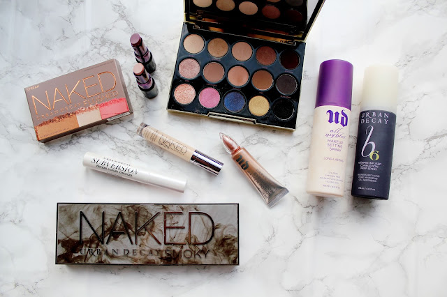 Urban Decay Haul Review