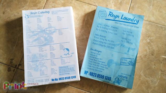 tempat cetak brosur di pekanbaru