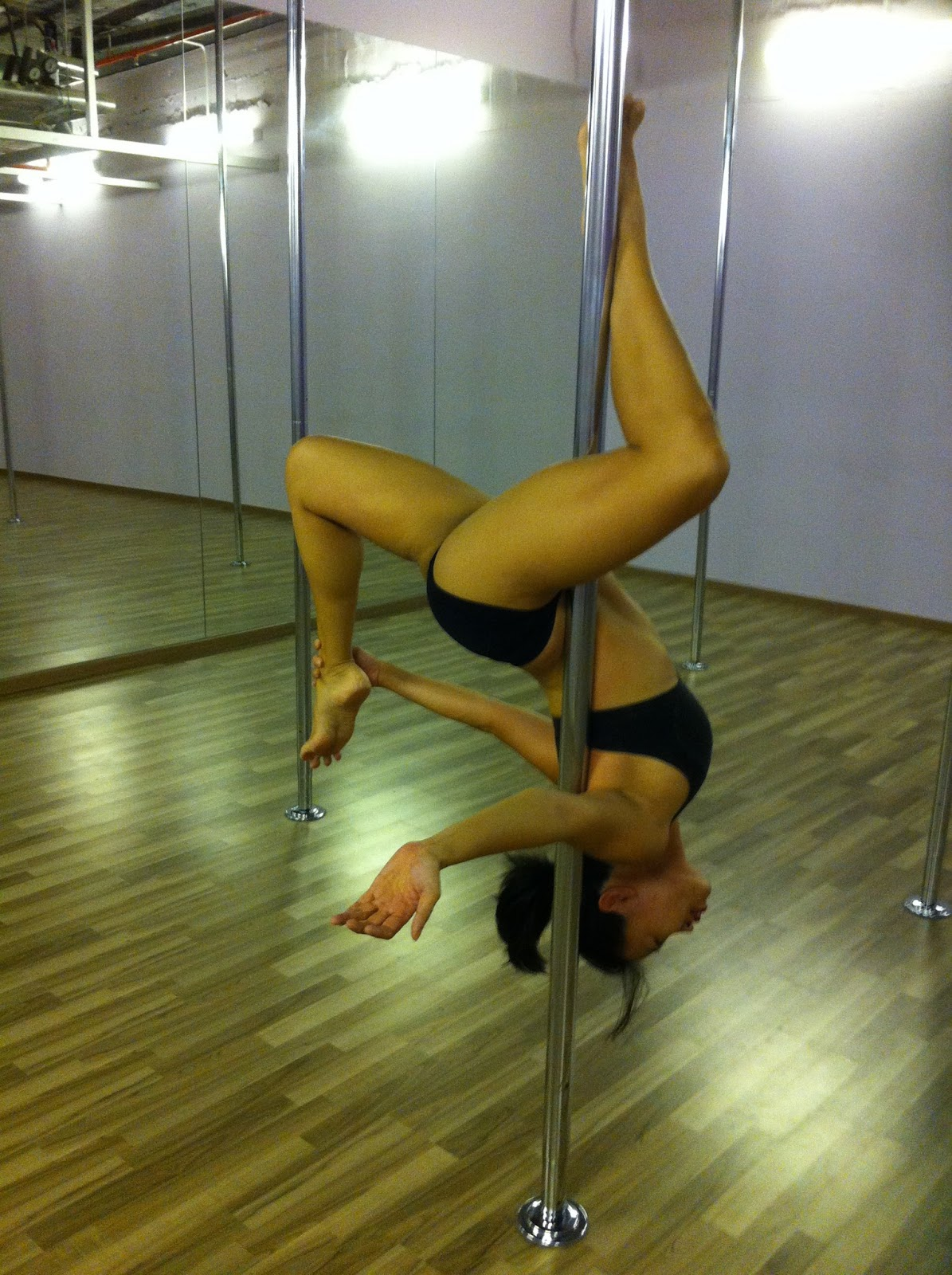 My Beauty Hoard Pole Dancing At Groove Dance Studios