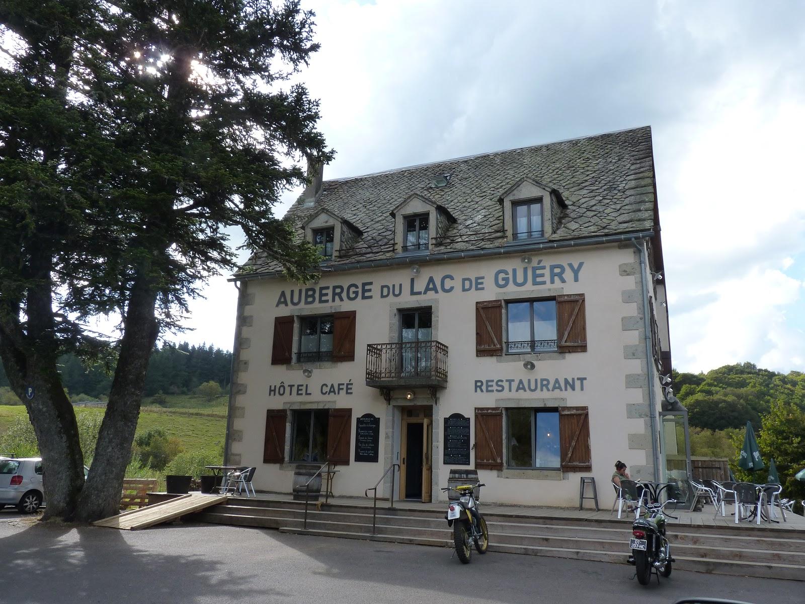 Auvergne, septembre 2018