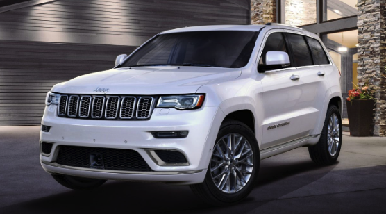 2017 Jeep Grand Cherokee Trailhawk V-6 Review