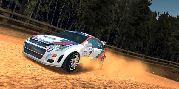Colin McRae Rally V.102 Apk + Data Full For Android gratis