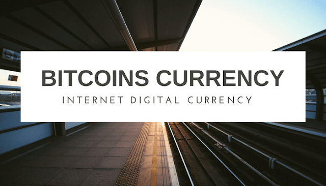 The Money of Internet, BitCoin Currency - web4newbies.com