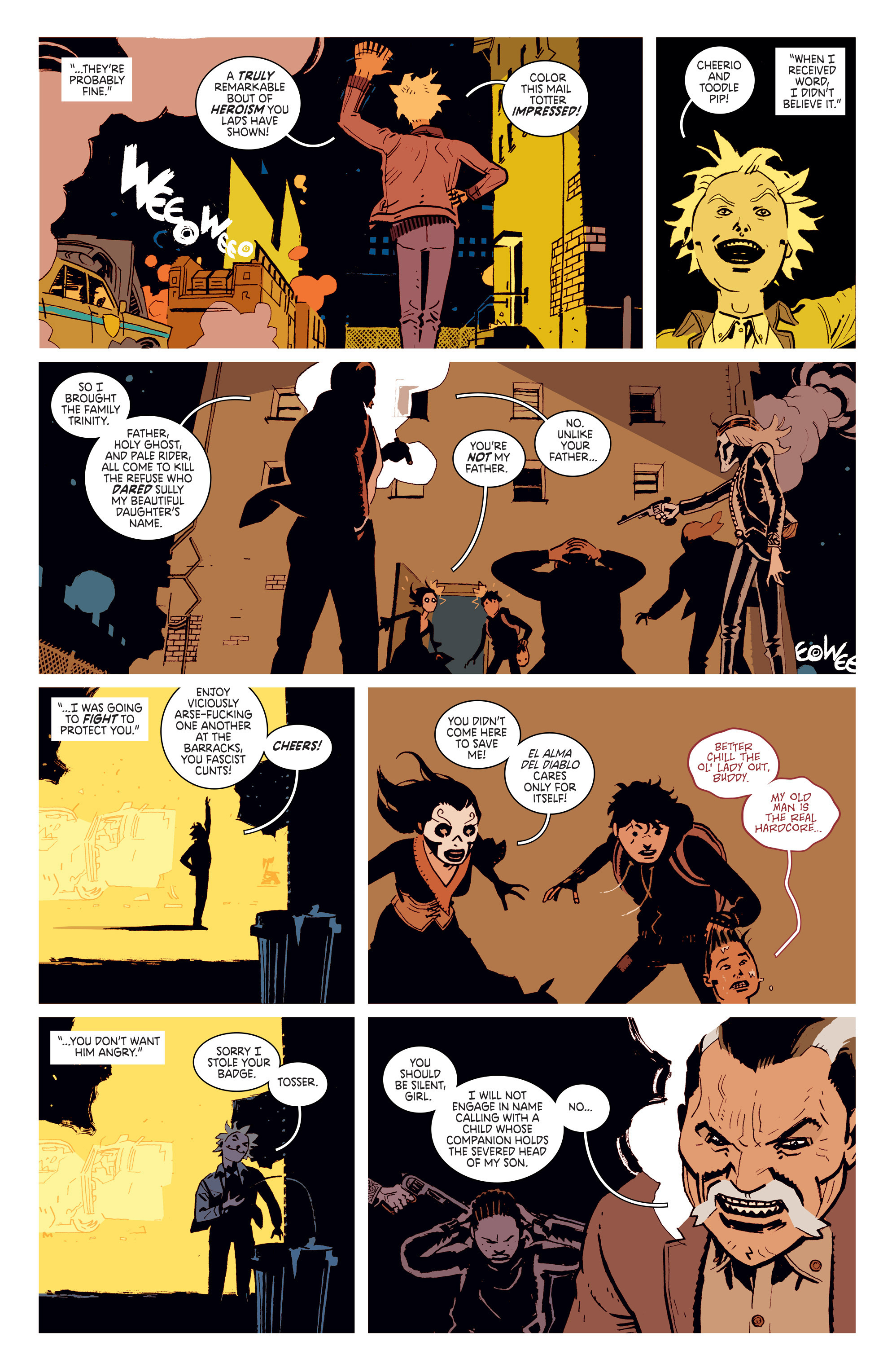 Read online Deadly Class comic -  Issue # _TPB 3 - 7