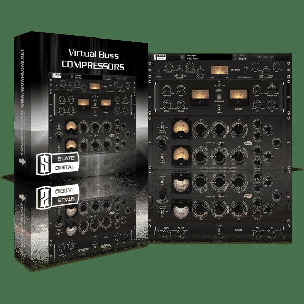 Slate Digital Virtual Buss Compressors v1.2.14.5 Full version