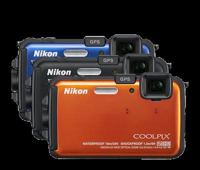 Cámara Nikon Coolpix Awl30