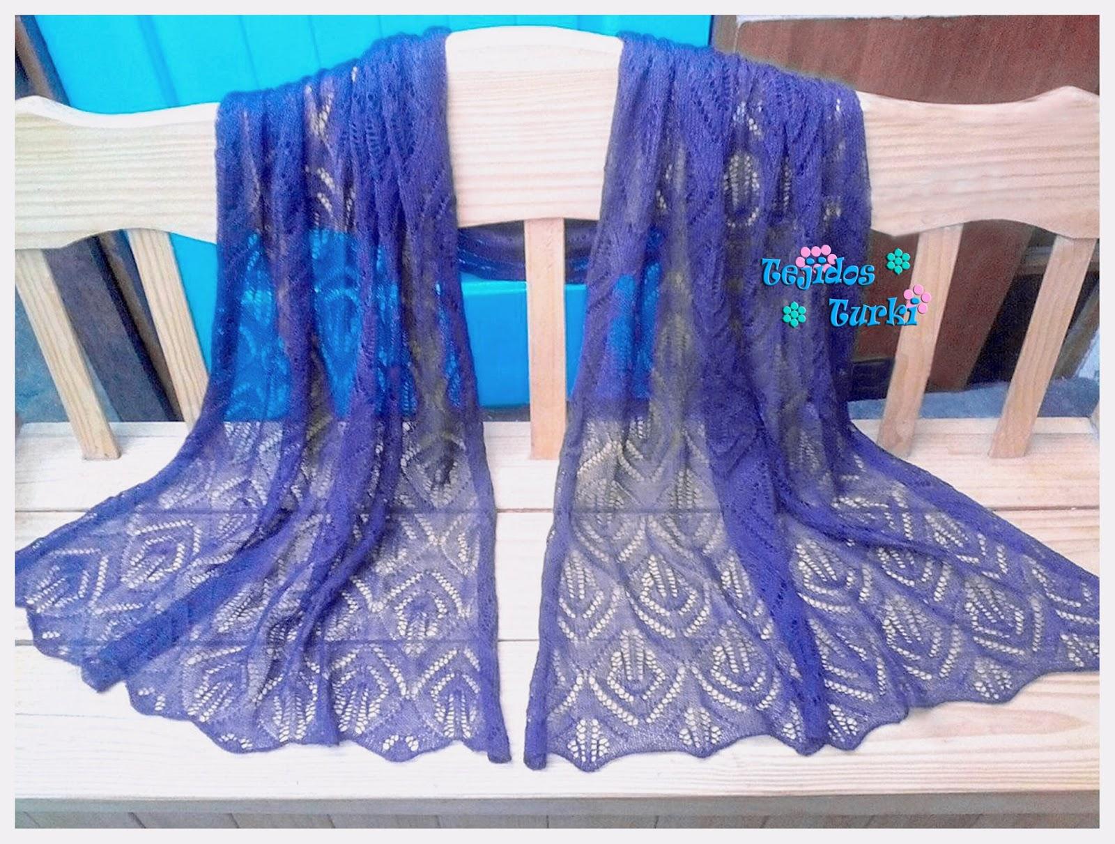 Bufandas Tejidas - Nuevo servicio de tejido