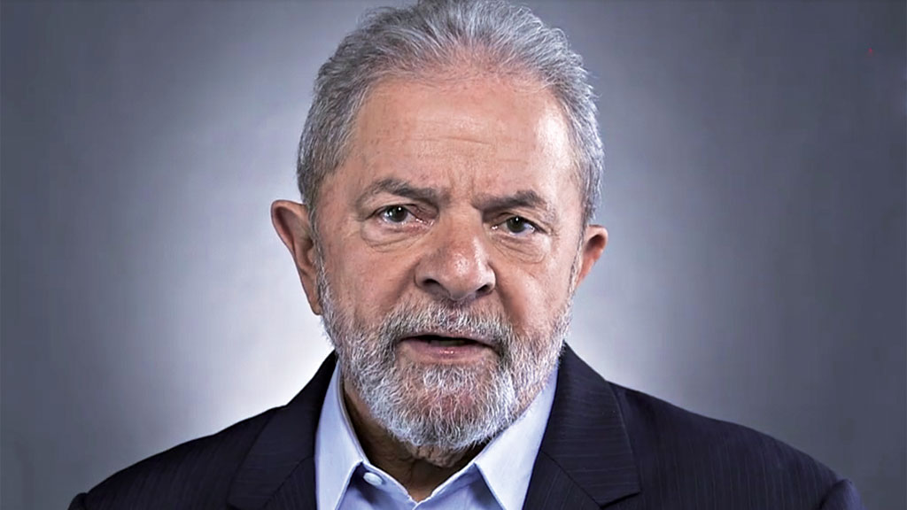 PT reafirma candidatura de Lula mesmo após prisão