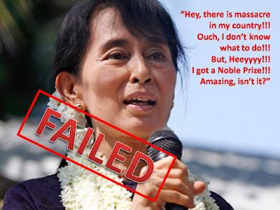 Sembilan Fakta tentang Pemimpin Myanmar Aung San Suu Kyi