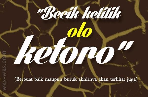 """Gambar Kata Pepatah Bijak Bahasa Jawa"""