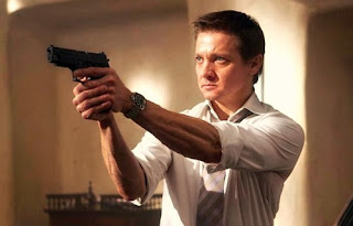"Jeremy Renner in ""Mission Impossible - Ghost Protocol"""