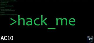 Hack_Me Belajar Hacking - Hacker Game