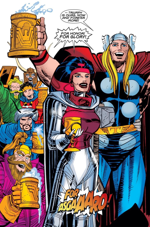 Thor (1998) Issue #13 #14 - English 20