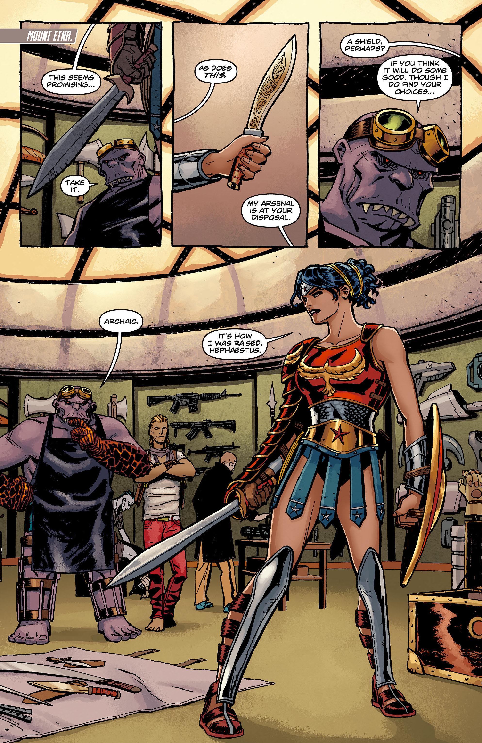 Read online Wonder Woman (2011) comic -  Issue #8 - 3