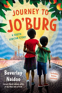 Book Review - Journey to Jo'burg: A South African Story, by Beverley Naidoo