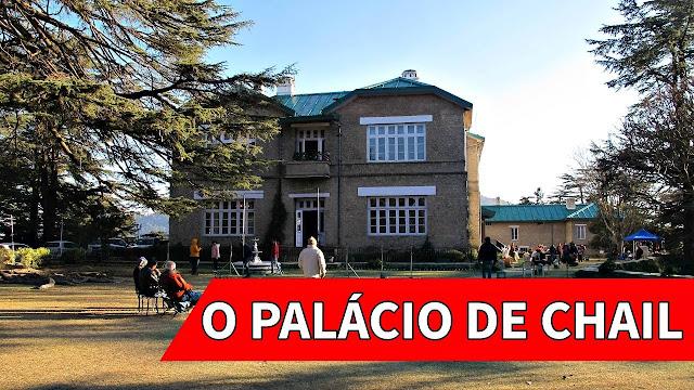 Chail Palace