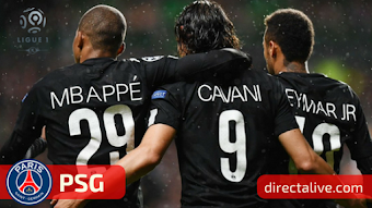 Directa Streaming PSG Ligue1 France