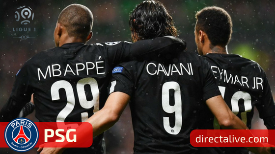 Directa Streaming PSG Ligue1 France