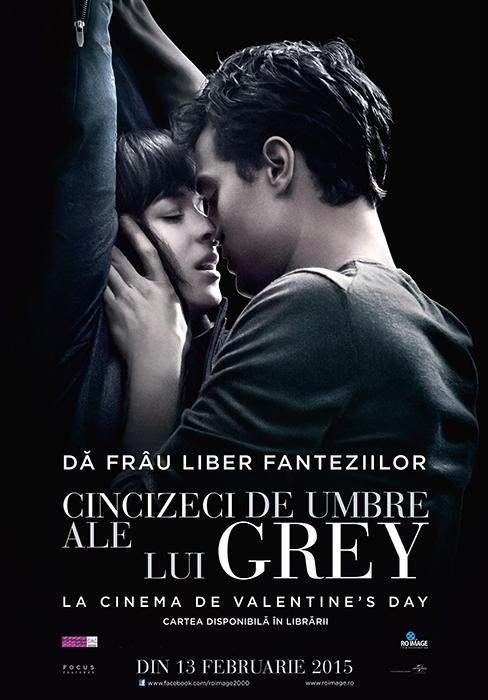 Poster Cincizeci De Umbre Ale Lui Grey