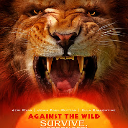 Poster Against the Wild II: Survive the Serengeti 2016
