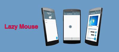 تطبيق Lazy Mouse للتحكم بحاسوبك الشخصي عن طريق الهاتف الذكي