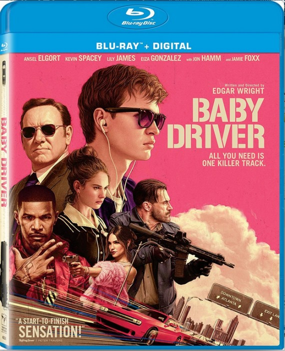 Action , Comedy, Drama , Adventure , Movie , 720p , HD , 2017 , Baby Driver