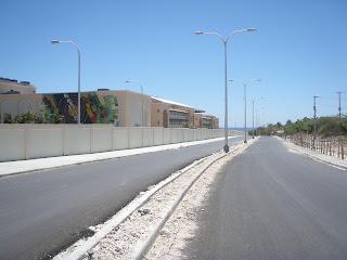 Resultado de imagen para avenida frente a la ciudad universitaria de barahona