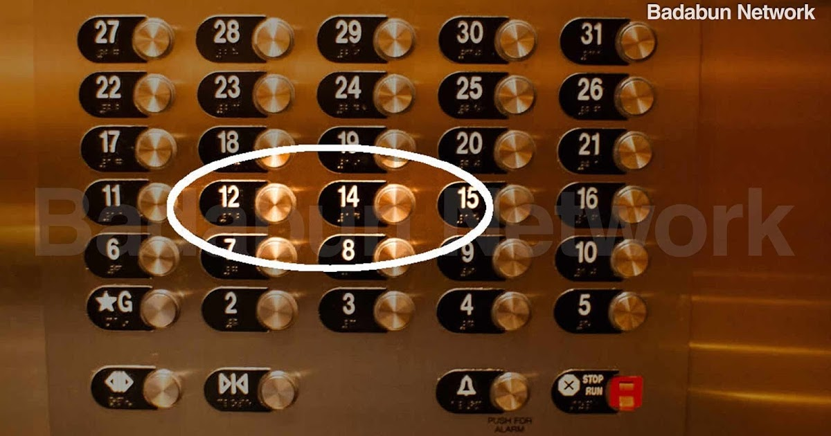razon piso 13 trece motivo mito razon
