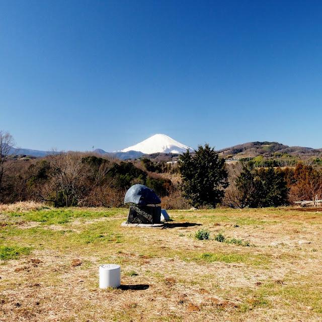 中井 海の風 富士山