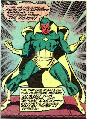 Marvel Two-In-One Vision Thing