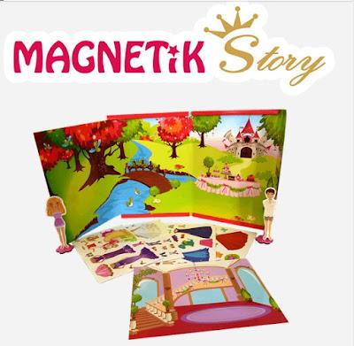 magnetik story