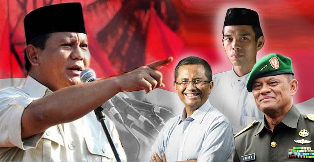 Ustaz Abdul Somad, Gatot Nurmantyo, Dahlan Iskan, dan Para <i>Game Changer</i>