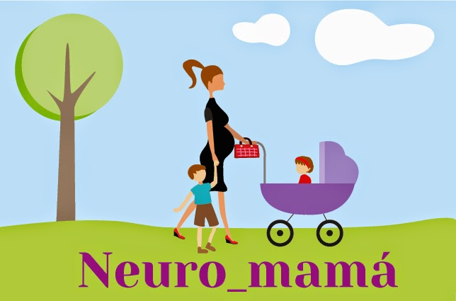 Neuro Mamá Blog Logo. NeuroMamá Blog