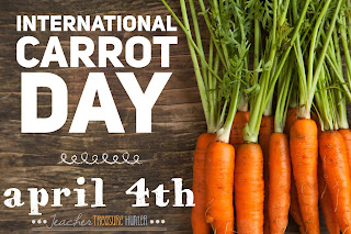 International Carrot Day