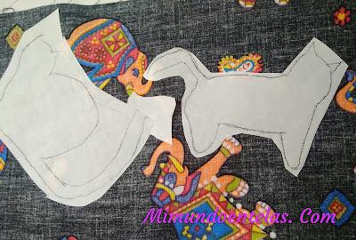 aplicaciones en fiselina de gatos para manta o quilt de patchwork