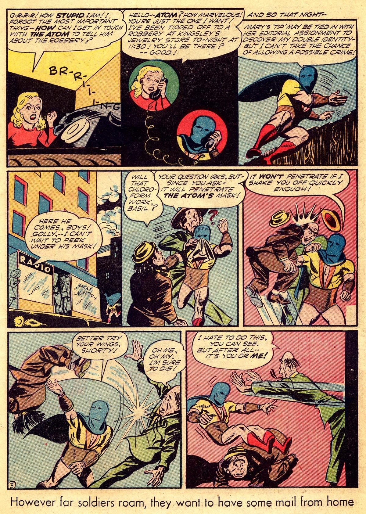 Read online All-American Comics (1939) comic -  Issue #60 - 23
