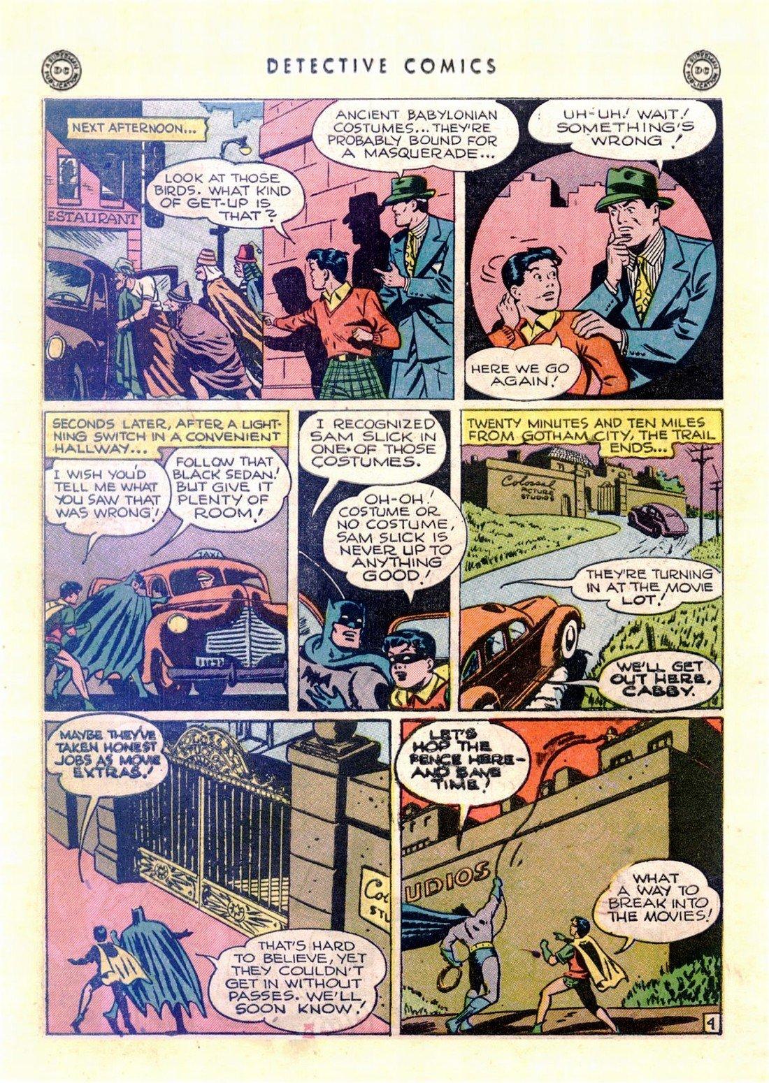 Read online Detective Comics (1937) comic -  Issue #103 - 6