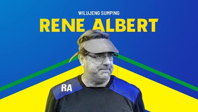 Robert Rene Alberts Resmi Jadi Pelatih Persib, Gantikan Miljan Radovic