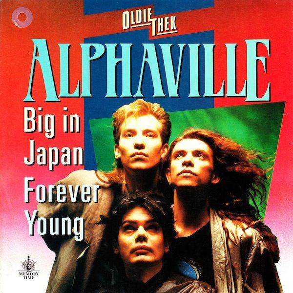 Acapella 4 You Alphaville  Big In Japan (studio Acapella