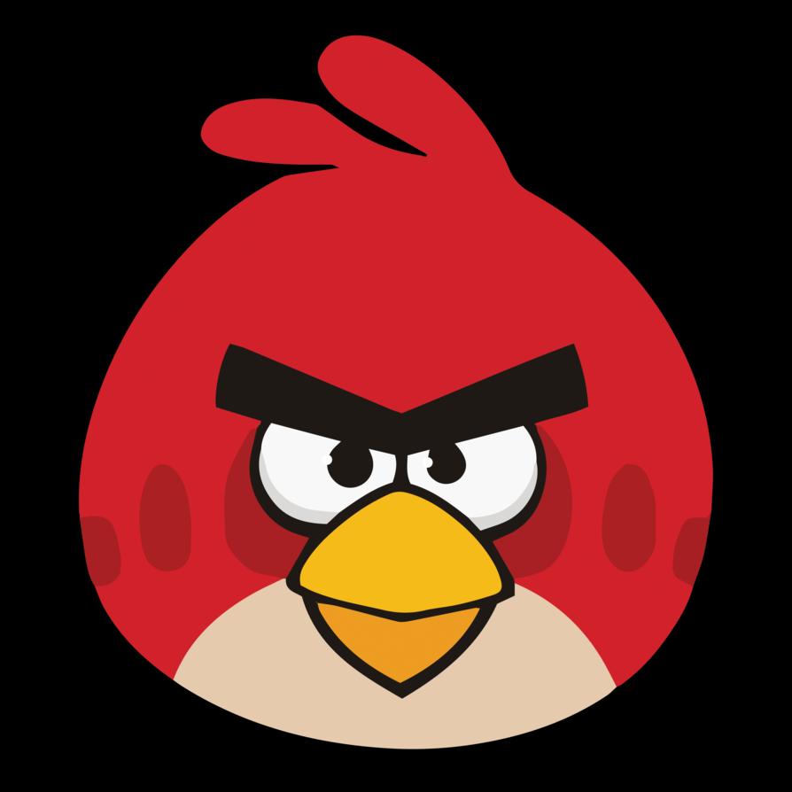 Desenho Para Pintar: Angry Birds