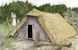 Poor Medieval Houses