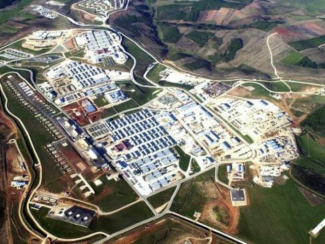 Η μεγαλύτερη παγκοσμίως αμερικανική βάση βρίσκεται στα σύνορα των Σκοπίων.Για αυτη γινονται ολα!!!