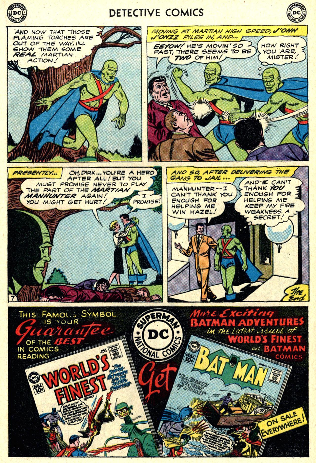 Detective Comics (1937) 291 Page 23