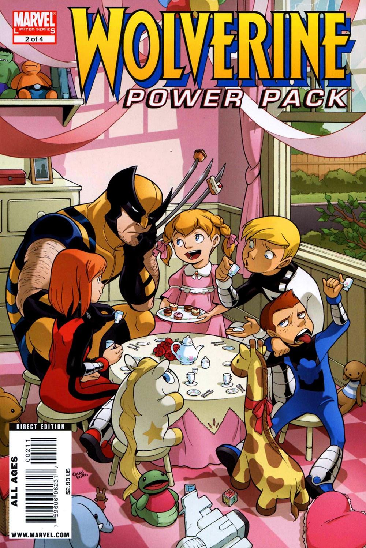 power pack comics porno
