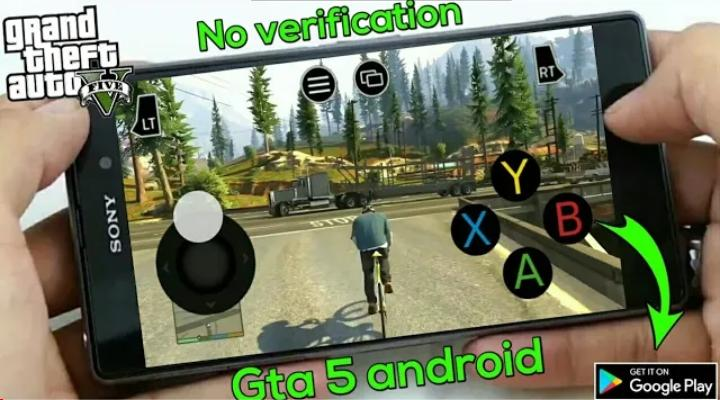 gta 5 for android no verification