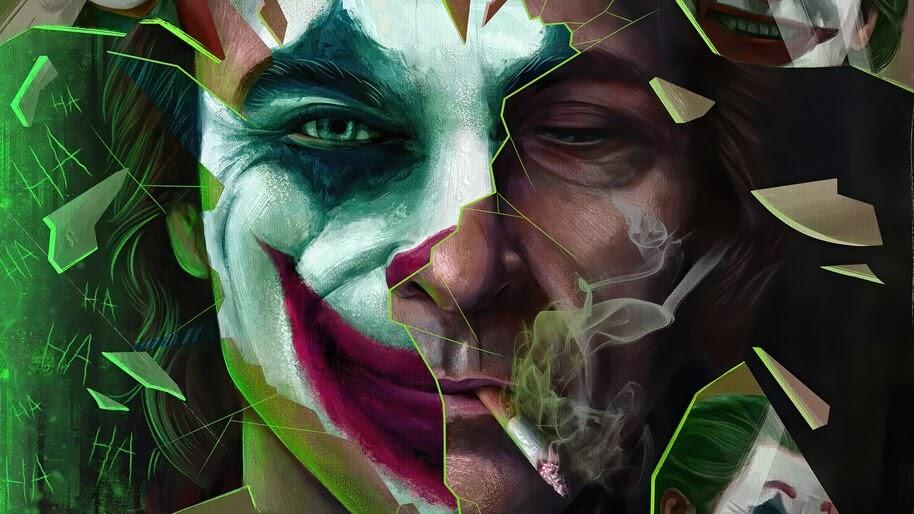 Joker Smoking Joaquin Phoenix 4k Wallpaper 3 1562