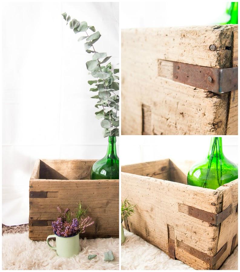 decoracion-con-cajas-vintage